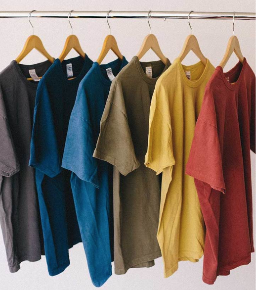 df2fddb48912a Naturally dyed clothing made to be worn every day… Organic cotton. Natural  dyes. Nothing else. Our All Natural T-shirts™ are made from the highest  quality ...
