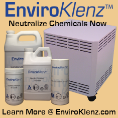 EnviroKlenz - Neutralize Chemicals Now