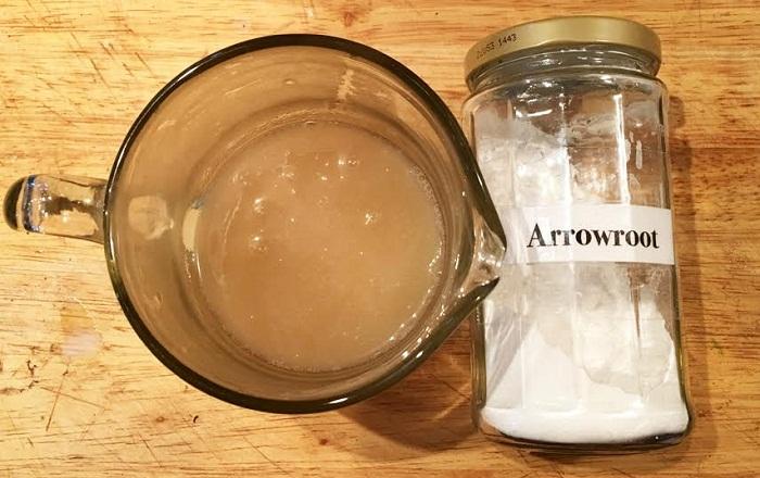 Gluten-Free Gravy 1 Arrowroot