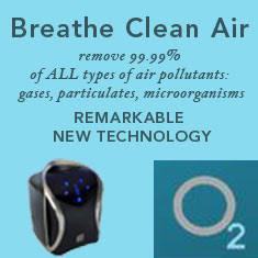 O2 - Breathe Clean Air