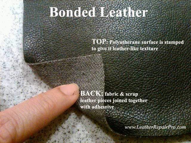 Blended Leather Furniture Debra Lynn Dadd, Bonded Leather Vs Genuine Leather Furniture