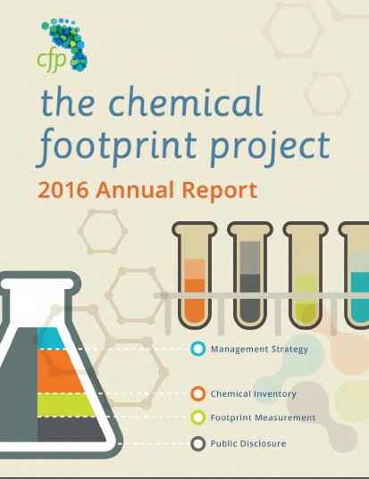 the chemical footprint