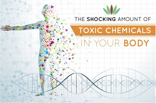 toxic chemical in your body